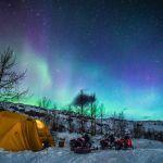 All Season Arctic Tent and Raft