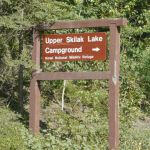 Skilak Lake, Upper